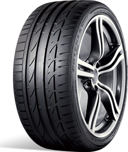 225/40/18 Bridgestone Potenza S001 XL MINI RFT